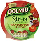 DOLMIO Stir-in Pepperoni 150 g (Pack of 7)