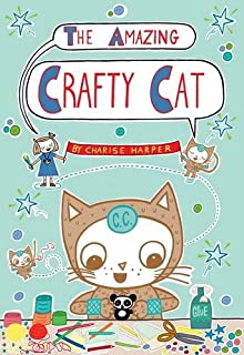 Book Cover: The Amazing Crafty Cat