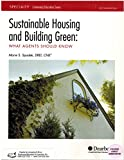 img - for Sustainable Housing and Building Green: What Agents Should Know, 2nd Edition book / textbook / text book