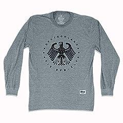 Germany Deutschland Eagle Long Sleeve T-Shirt