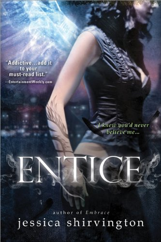 Cover of Entice (Embrace)