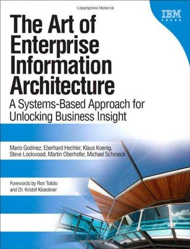 The Art of Enterprise Information Architecture: A...