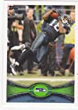 2012 Topps Football Card # 94 Sidney Rice - Seattle Seahawks (NFL Trading Card) at Amazon.com