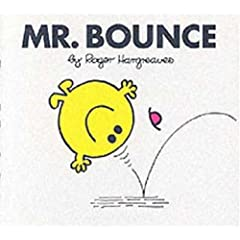 Mr. Bounce (Mr. Men Library)