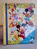Disney Mickey Mouse and Friends Birthday Party Theme Photo Album (Holds 32 Photos Size 4 x 6)