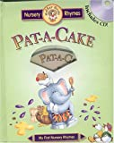 img - for Pat-A-Cake: And Other Favorites with CD (Audio) (Meet Mother Goose Puffy) book / textbook / text book