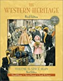 The Western Heritage, Volume II: Since 1648 (Brief 3rd Edition) (0130415774) by Kagan, Donald M.