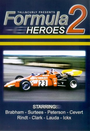 Formula 2 Heroes [DVD]