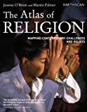 img - for Atlas Set: The Atlas of Religion: Mapping Contemporary Challenges and Beliefs (The Earthscan Atlas Series) (Volume 9) book / textbook / text book