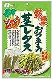 なとり 野菜おつまみ茎レタス中華味 35g×5袋