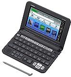 カシオ 電子辞書 エクスワード 実践英語モデル XD-Y9800BK ブラック コンテンツ170