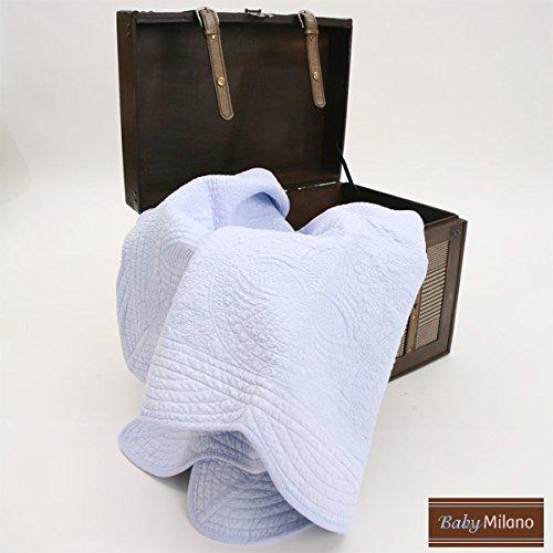 Receiving Blanket Quilt front-1057859