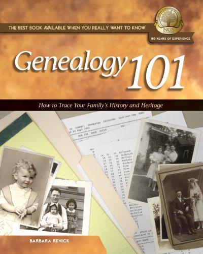 Barbara Renick - Genealogy 101