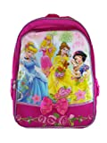 DISNEY PRINCESS LARGE KID SIZE SCHOOL BACKPACK BAG-ROSE PALACE [Apparel]