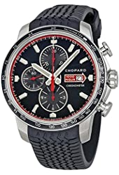 Chopard 168571-3001 Mille Miglia Gts Automatic Mens Watch - Black Dial