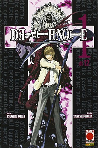Death Note Nona Ristampa 1