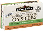 Crown Prince Natural Smoked Oysters i...