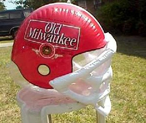 old-milwaukee-20-in-inflatable-football-helmet