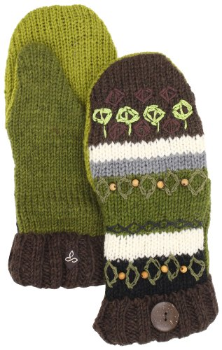 Prana Living Women's Jiva Mittens