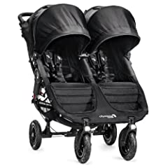 Baby Jogger City Mini GT Double Stroller, Black by BaJogger