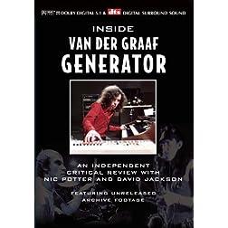Inside Van Der Graaf Generator