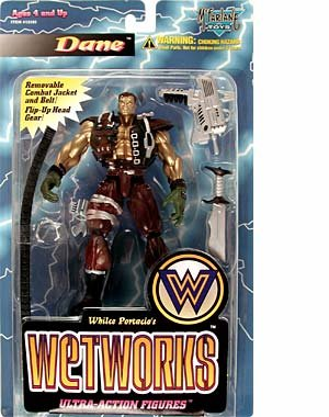 Buy Low Price McFarlane Wetworks Dane Action Figure (B000FXYFMQ)
