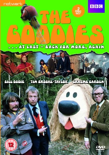 The Goodies ...At Last - Back For