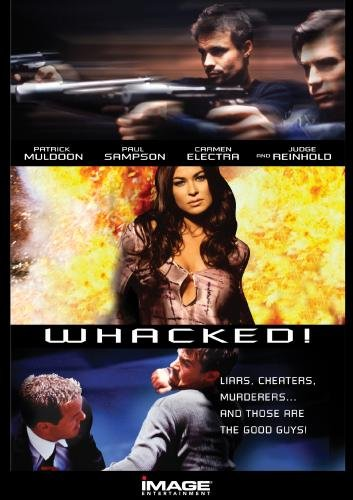Cover art for  Whacked