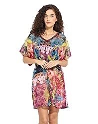 Ceylin Printed Dress Small