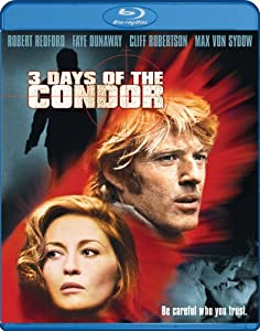3 Days of the Condor [Blu-ray] (Bilingual)