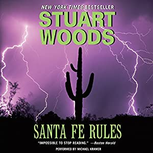 Santa Fe Rules Audiobook