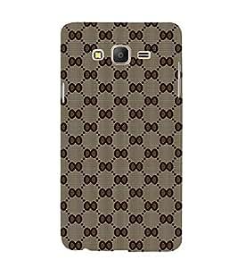 EPICCASE Dotted pattern Mobile Back Case Cover For Samsung Galaxy On7 (Designer Case)