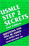 img - for USMLE Step 2 Secrets, 2e book / textbook / text book