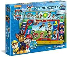 Comprar Clementoni - Conecta Contesta Paw Patrol, juego educativo (550678)