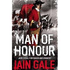 Man of Honour (Jack Steel 1) - Iain Gale