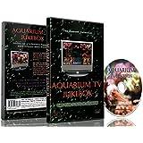 Aquariums DVD - Aquarium TV Jukebox - 8 Fish Tanks with Natural Sounds and Music
