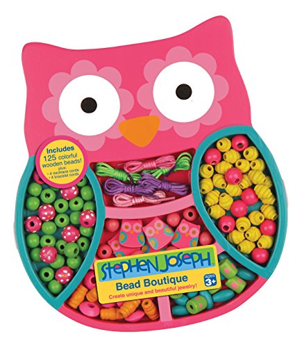 Stephen Joseph Bead Boutique Owl