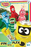 img - for Fun with Plex [YO GABBA GABBA #01 FUN W/PLEX] book / textbook / text book