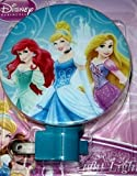 Princess Night Light - Ariel, Rapunzel, Cinderella