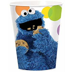 Sesame Street Party - 16 oz. Plastic Party Cup from Amscan