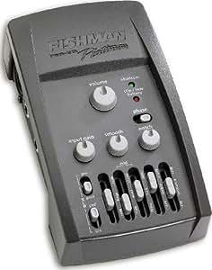 Fishman PRO-EQ Platinum Preamplifier EQ/DI