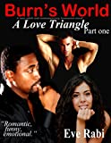 BURNS WORLD: A Love Triangle (A new adult and contemporary romance novel)
