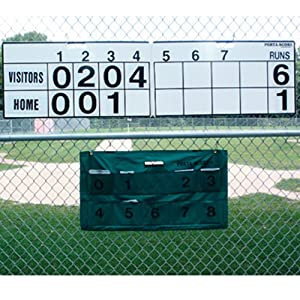 AFP Soft Touch Baseball Porta-Score Sold Per EACH by AFP Soft Touch