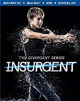 Insurgent - 3D Blu-ray & DVD Combo + Digital HD from Lionsgate