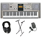 Yamaha YPT320 61 Key Personal Keyboard with AC Picture