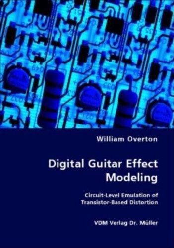 Digital Guitar Effect Modeling