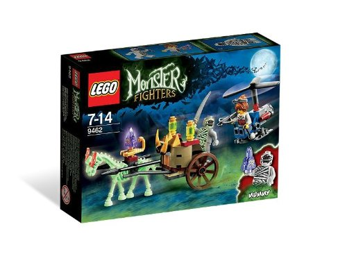 LEGO Monster Fighters 9462 - Mumienkutsche