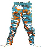 Access Men's Camouflage Cargo Pants with Belt