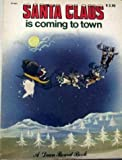 img - for Santa Claus is Coming to Town #1441 ( Dean Board Book ) book / textbook / text book