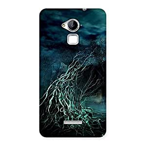 Cute Tree Horror Back Case Cover for Coolpad Note 3
